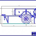 Прицеп УАЗ-8109