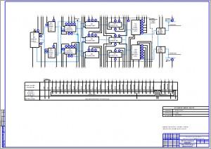 Функциональная схема автоматизации электрохлораторной установки