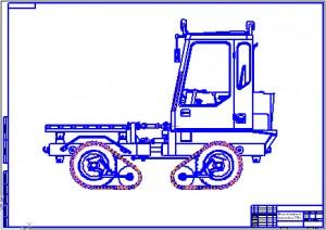 Малогабаритный энергомодуль УМ-4