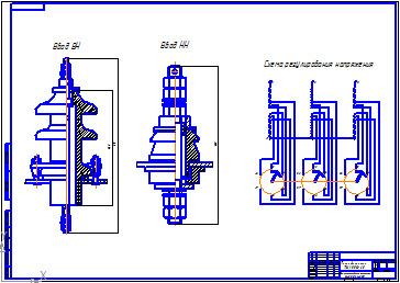 принципиальная схема супергетеродинного приемника