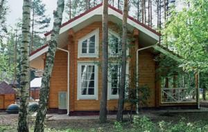 Дом-баня «Сосновый берег»