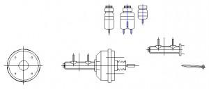 Вакуумный усилитель тормозов ВАЗ 2103