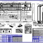 10-ти этажный жилой дом со сборными элементами