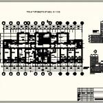 12-ти этажное жилое здание