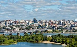 Сайт Новосибирска